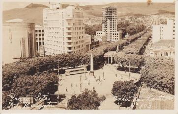 Belo Horizonte było od początku zaprojektowane i zaplanowane przez rządzących. / Belo Horizonte had been designed and planned by the governments.