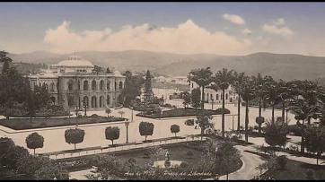1901 roku nadano temu miastu nazwe Belo Horizonte. / In 1901 gave new name for this city - Belo Horioznte