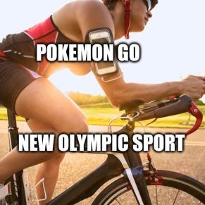 Takie memy są na porządku dziennym, tydzień temu Pokemon Go weszło w obieg w Brazylii. / Such memes are a regular, a week ago Pokemon Go came into flow in Brazil.