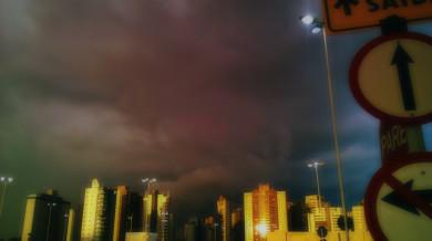 przed burzą / before storm