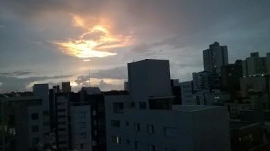 duch świata na niebie / the spirit world in the sky